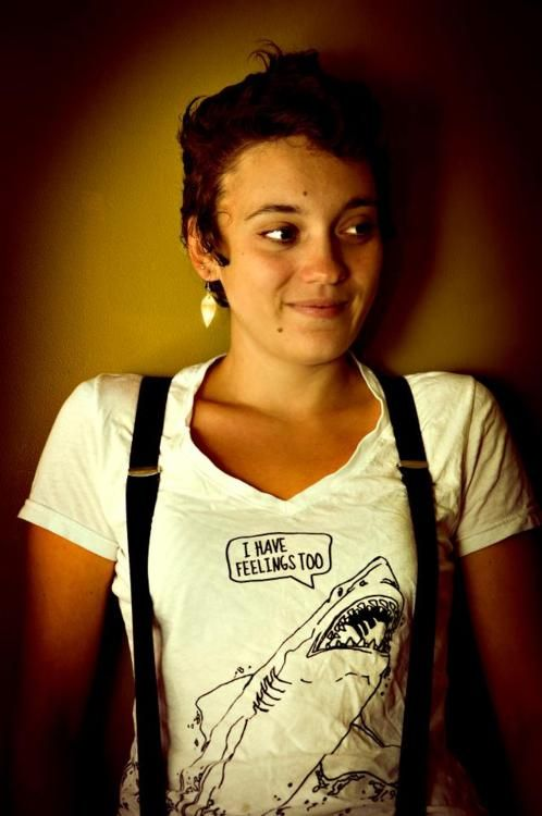 I should get some plain suspenders for my graphic tees...