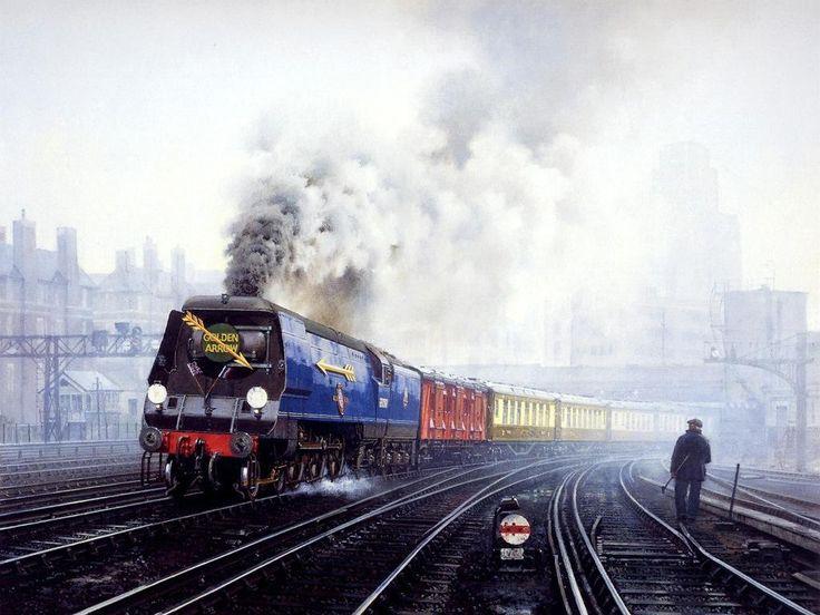 Howard Fogg oil painting