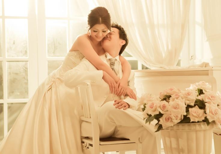 Cabnolen's pre-wedding photos in Taiwan
