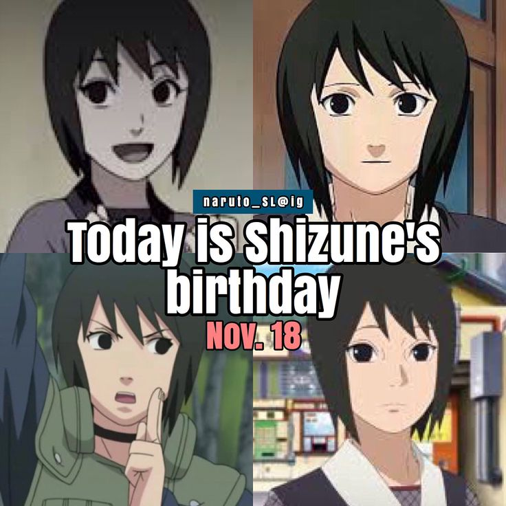 Happy birthday Shizune   . . #shizune  #birthdayshizune  If repost tag me  Give credits    Follow  @animegale  Follow  @animegale  Follow  @animegale    For more [ Naruto posts ] FOLLOW   @naruto_sl   @naruto_sl   @naruto_sl    #naruto #narutouzumaki #narutoshippuden #anime #hokage #team7 #konoha #kakashi #sasuke #sakura #hinata #konohamaru #boruto #himawari #sarada #narutonextgeneration#tokyoghoul #fairytail #attackoftitan #onepiece #cosplay #cosplayers #otaku #narutosl