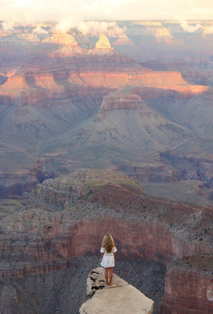 visit the Grand Canyon, hike, horseback, photograph God's work!