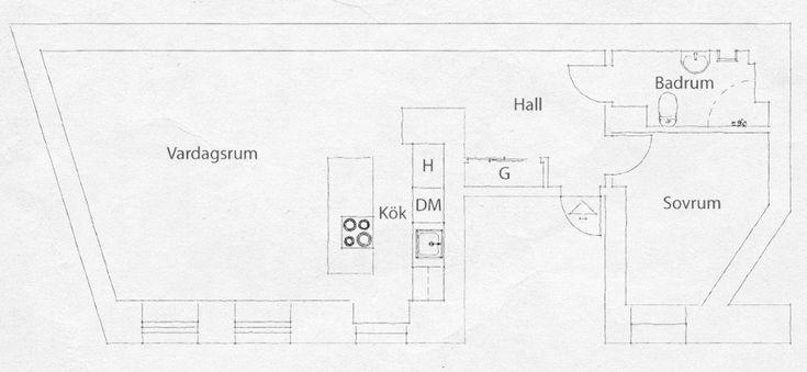 Apartment in Linnegatan (1)