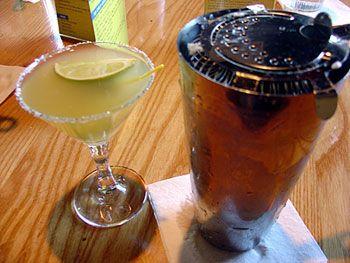 The Best Mexican Martini Recipe in the World Trudy's Mexican Martini.