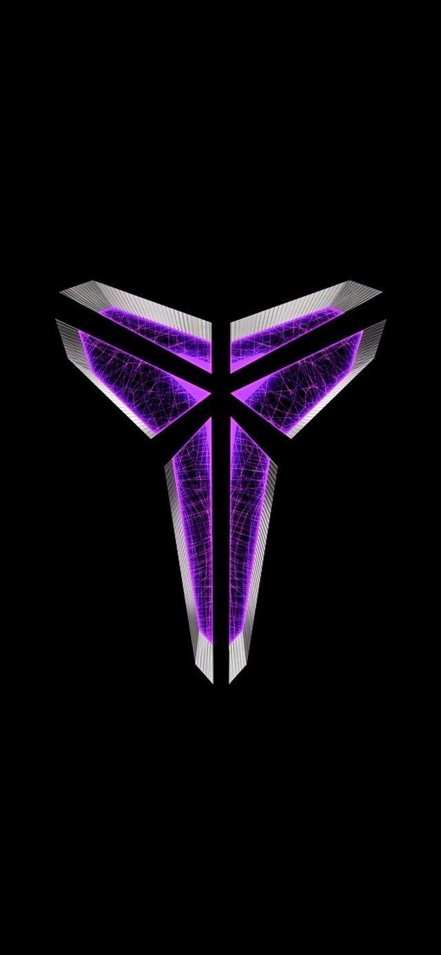 In Memory Of Kobe Here S A Purple Mamba Logo Iwallpaper Kobe Bryant Wallpaper Kobe Bryant Black Mamba Black Mamba Android kobe bryant logo wallpaper hd