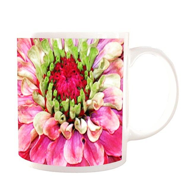 #mugs #coffee #tea #floral #multicoloured #ceramics #leafdesigns #fabulloso