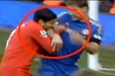 suarez-bite-10match-banSuarez Bites Ivanovic: Hilarious Internet Memes, as Mike Tyson becomes
