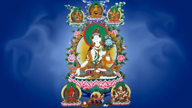 Praise of White Tara