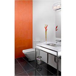 Bathroom Sinks Las Vegas powder room with vanity and ebb basinneo-metro in las vegas