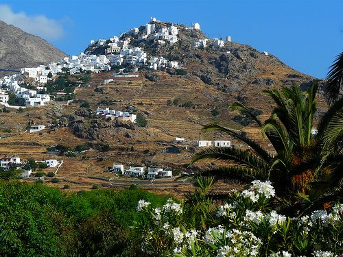 Chora view, Serifos island