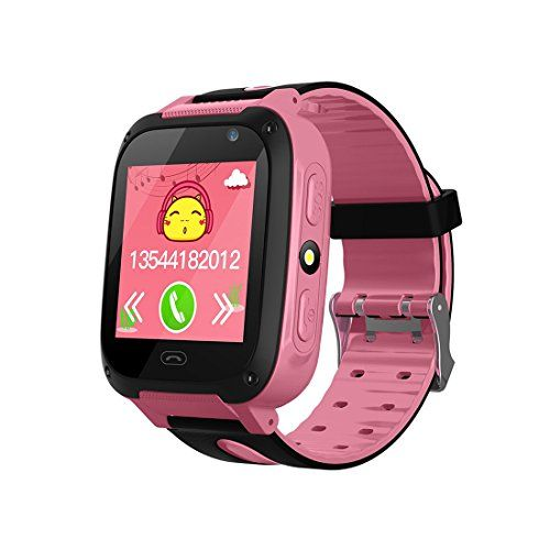 TDH Kids GPS Smartwatch, Anti-lost Smart Watch for Children Girls Boys Compatible for iPhone Android 32.99  #1 #Android #Blue #Pink #Smartlife #Smartlife #Smartlife #Smartlife #TDH #Wireless #WirelessPhoneAccessory #WIRELESS_ACCESSORY ☆【What's New】: Our new smart watch, with Two-way calls, SOS emergency call, Voice Chat on App, Remote camera, Flash light, 2 of Watch UI, stopwatch, Dial...