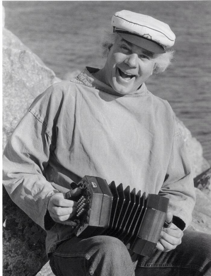 Zeeman met concertina