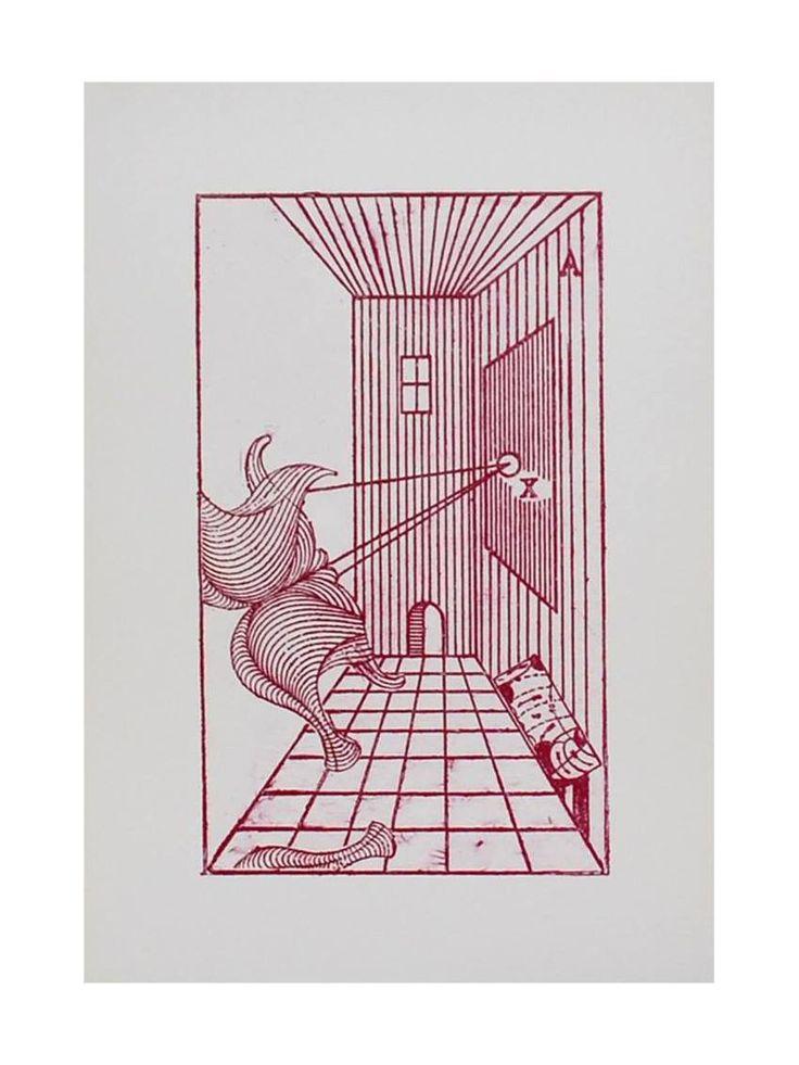 Max Ernst: Surreal Composition