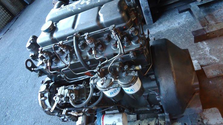 Motor Perkins 4.236 (MF, D10, D20, D40)