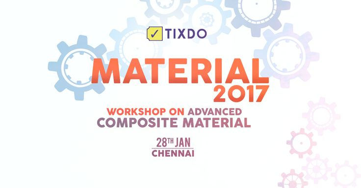 ORGANIZED BY TOP ENGINEERS [INDIA'S LEADING EDUCATIONAL SERVICE CONDUCTING FIRM] UNDER THE AUSPICES OF TOP INTERNATIONAL EDUCATIONAL TRUST  MECHANICAL CHARACTERIZATION OF MATERIALS IMPORTANCE OF COMPOSITE MATERIALS MICROSTRUCTURAL CHARACTERIZATION OF MATERIALS APPLICATIONS OF COMPOSITE MATERIALS  * ISO CERTIFIED CERTIFICATES WITH HOLOGRAM will be provided to you by the end of the workshop which will add value during placements.  Date: 28 January 2017