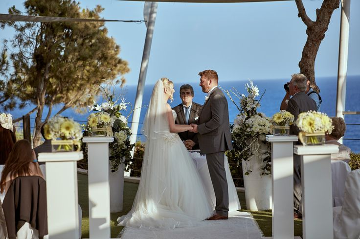 With breathtaking views of the Mediterranean and with one of the island's most privileged settings, the Grecian Park Hotel, will ensure that your special day will be full of romantic and beautiful memories, wedding wishes and dreams to last a lifetime.