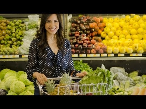 How to Shop for Healthy Foods | Healthy Food Secrets