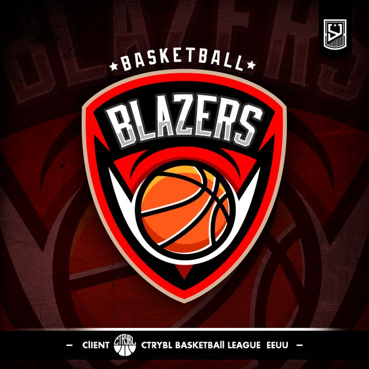 Blazers Mascot: 10 Best Images About Mascot Branding And Logos On