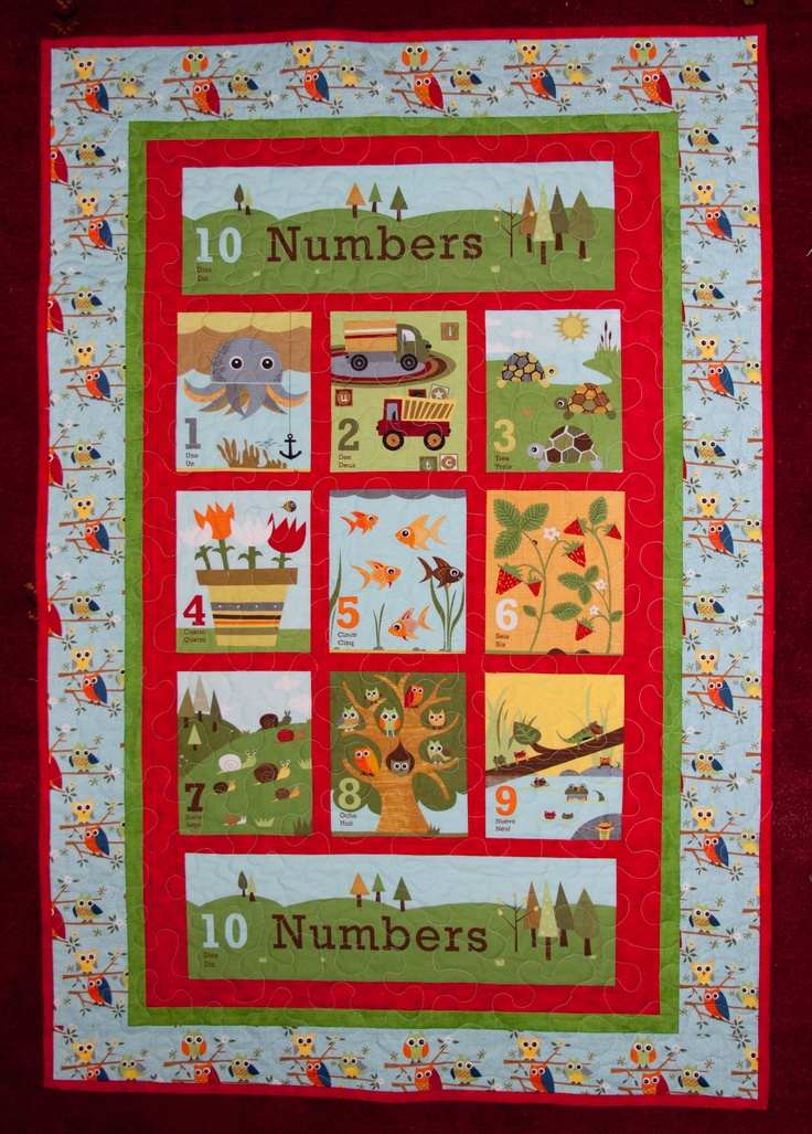 Quilting Patterns Using Panels : 17 Best images about Using panels on Pinterest Kid quilts, Robert kaufman fabric and Large prints