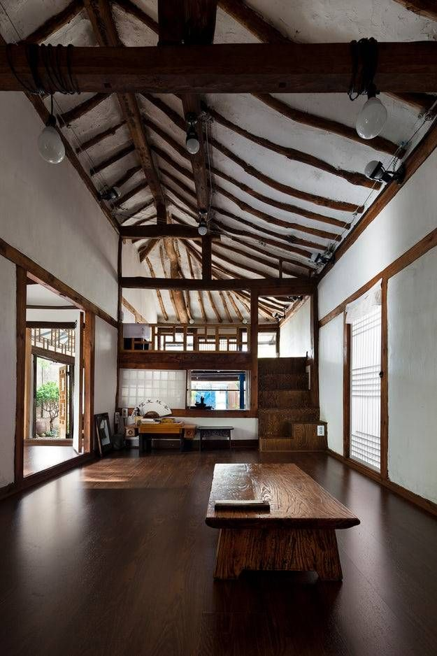 Home Interior Design Old And New Hanok Traditional Korean