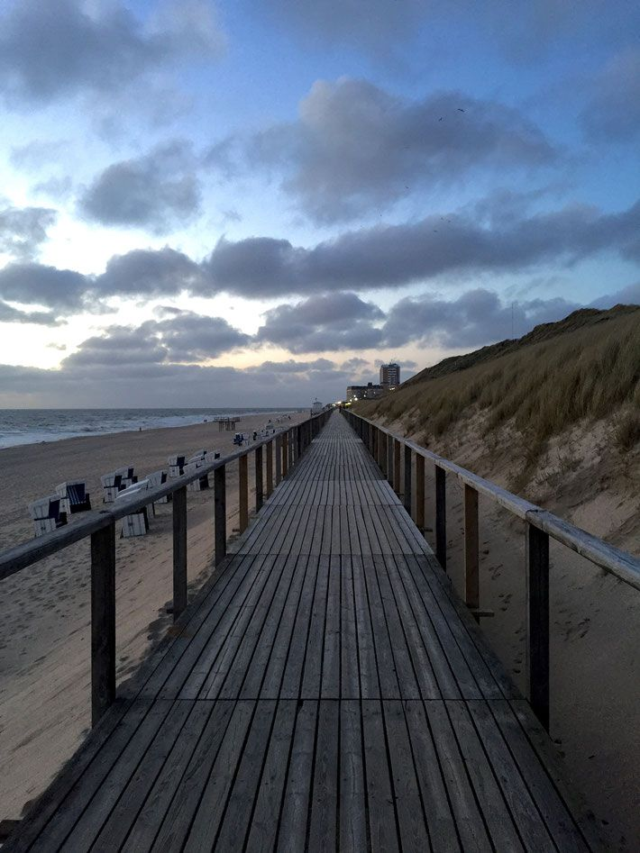 Sylt-Westerland-Holzweg-Strand