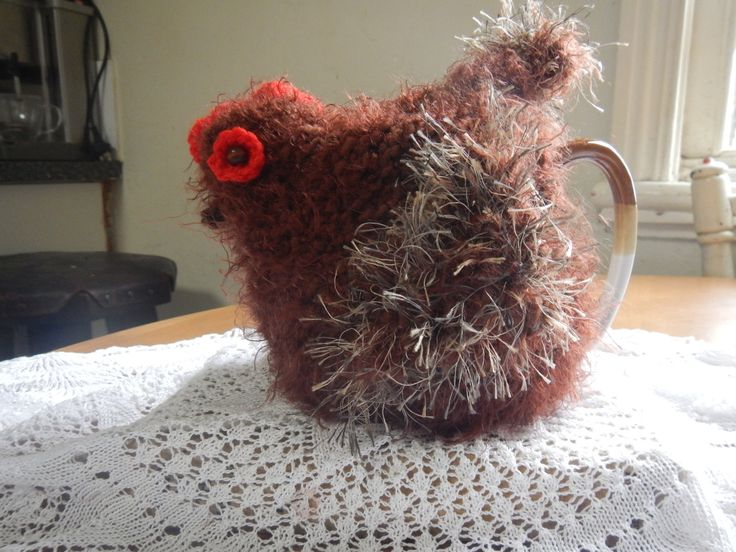 Chicken Tea Cosy. One Cup Tea Pot (small) by WinterSunflower45 on Etsy