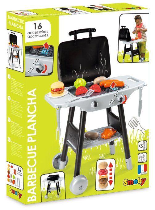 Smoby - 024497 - Jeu D'Imitation - Cuisine - Barbecue Plancha: Amazon.fr: Jeux et Jouets