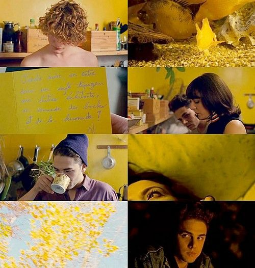Les Amours Imaginaires - yellow