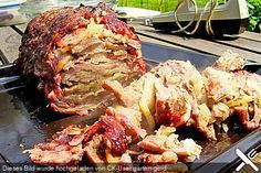 Gyrosschichtbraten, ein tolles Rezept aus der Kategorie Schwein. Bewertungen: 523. Durchschnitt: Ø 4,6.