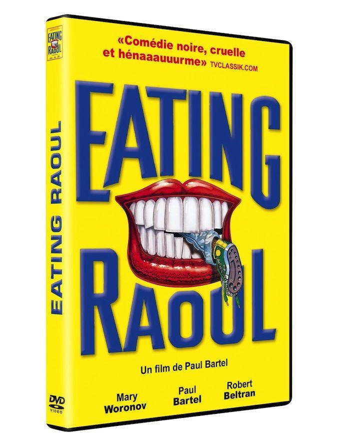 Critique + Test DVD de Eating Raoul de Paul Bartel (1982) disponible depuis le 1er septembre 2015 via Rimini Editions