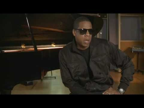 Jay Z interview blueprint 3 Part 1  Talks about blueprint album/ about his feeling growing up / he listened to music while cleaning up and lived in a 'party house'.  stevie wonder, prince, MJ, commodore he says that sound reflected him as the were the 'blue prints' that made him/ how it got its name. good source because tells you about what influenced the album.