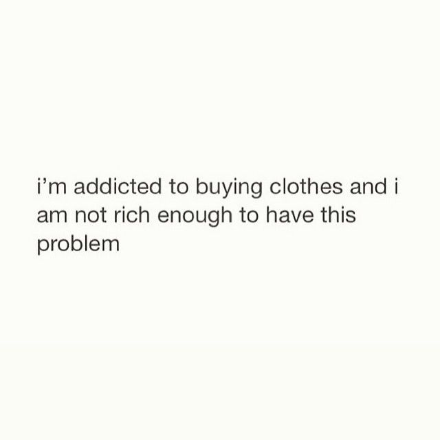 The struggle is real.