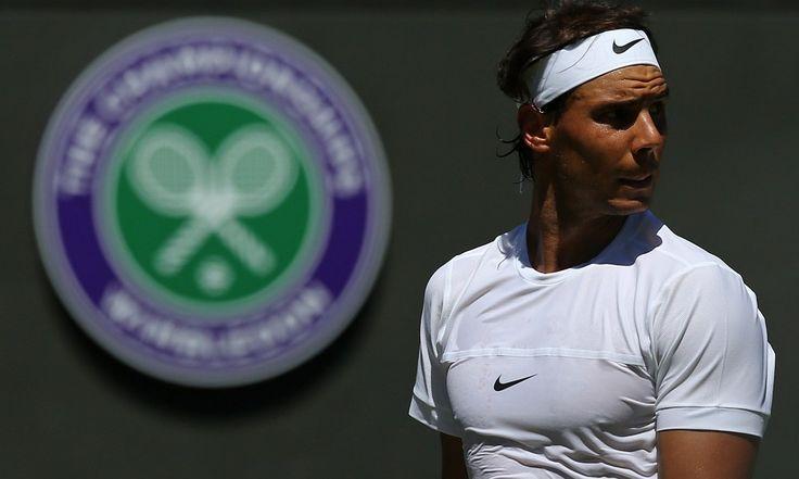 Are Rafael Nadal and Novak Djokovic cheating at Wimbledon?