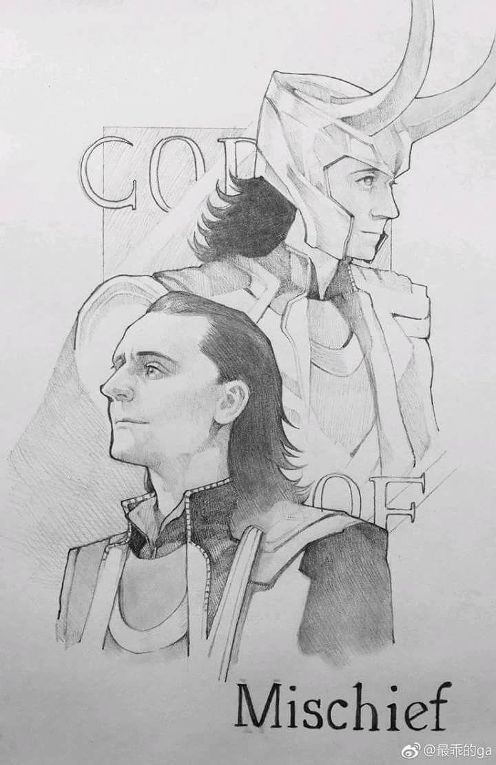 Credit To The Artist Desenhos Da Marvel Marvel Desenhos