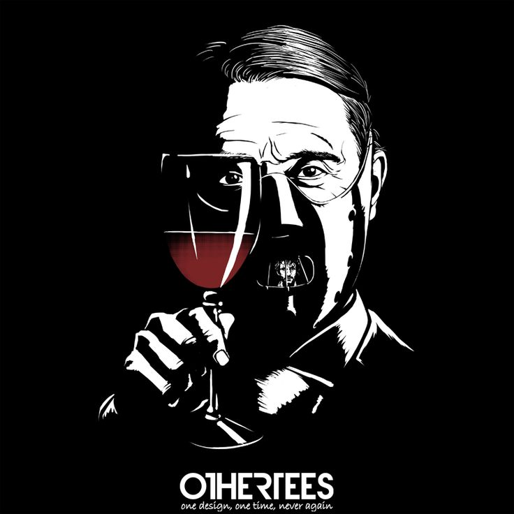 """Sociopathe Bourgogne"" by Spicymonocle Shirt, Hoodie and Sweatshirt on sale until 3 July on othertees.com Pin it for a chance at a FREE TEE! #hannibal #hanniballecter #drlecter #madsmikkelsen"