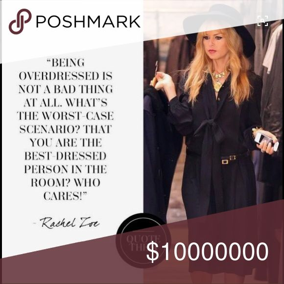 Quote by Rachael Zoe Who loved the Rachael Zoe Project??  Please do another season😩 Other