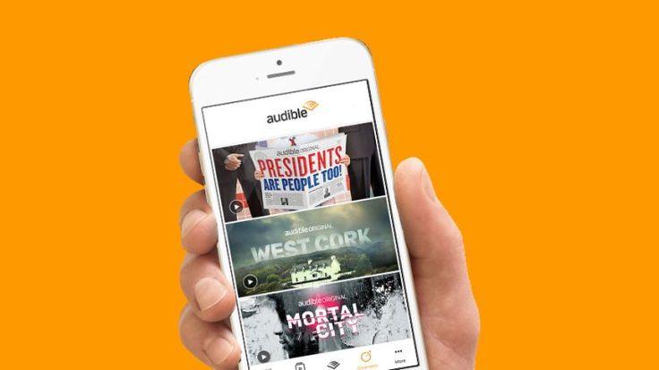 Amazon Prime会員に新たな特権Audibleのオリジナルチャンネルとオーディオブックが無料で聴ける