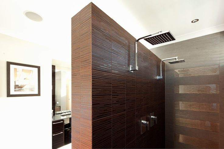 double shower-Bathroom by Ventura Homes