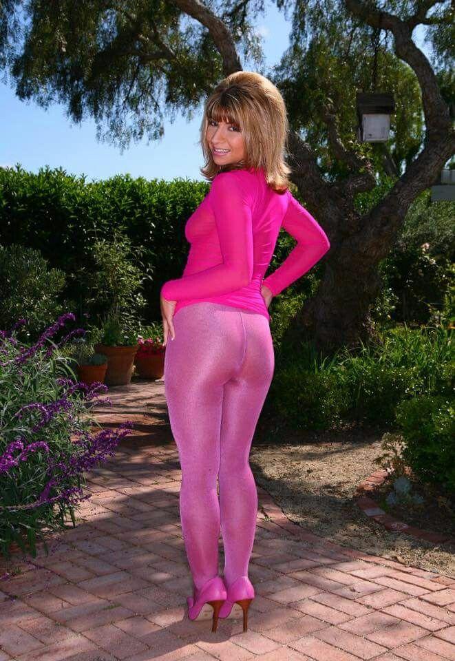 Pin On Pantyhose Pink