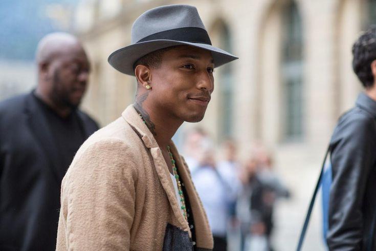 Pharrell+Williams
