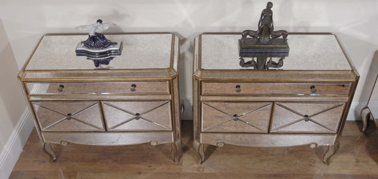 Best 10 Best Mirrored Bedside Table Images On Pinterest 400 x 300