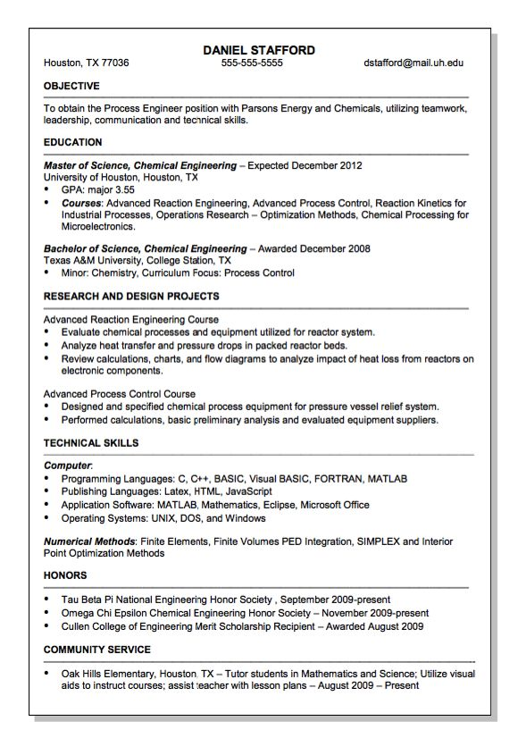 advanced process control engineer sample resume instrumentation and control engineer sample resume templates for process safety