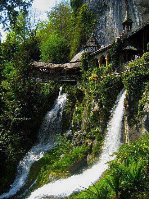 Waterfall Walkway,Thailand. - i hope Eileen and Grant go here! @Eileen Vitelli Cahill
