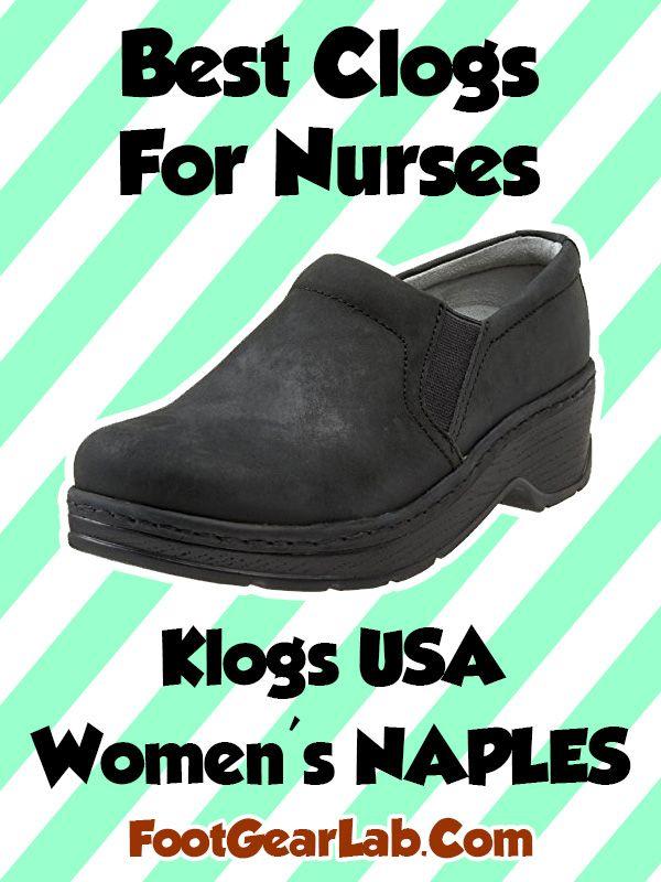 Best Shoes for Nurses - Most Comfortable Shoes!
