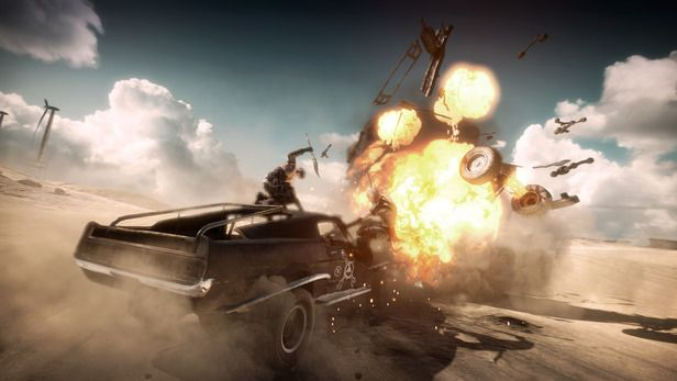 Watch the Impressive 'Mad Max' Video Game Trailer