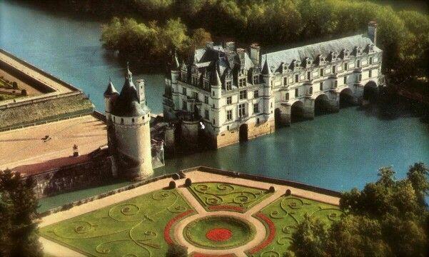 Chenancoux Castle