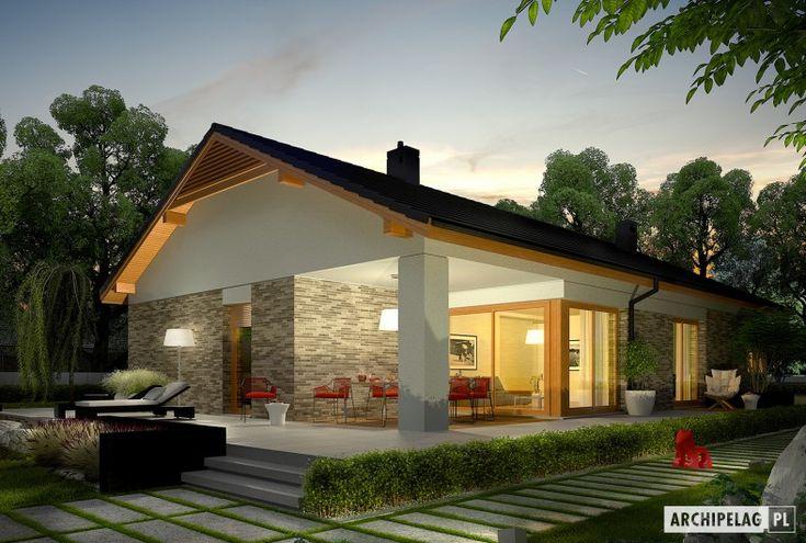 Projekat. Daniel G2 120.64 m² | KucaSnova.com