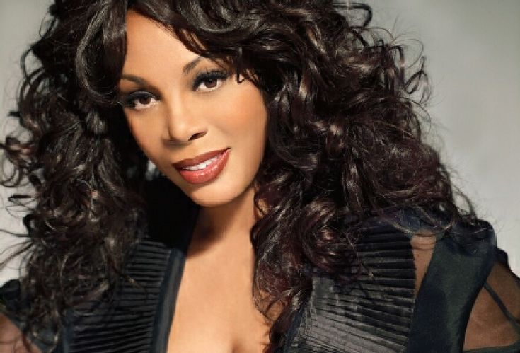 Donna Summer July 11,1995:  Donna Summer sang at the Nautica Stage in Cleveland, OH, at the start of a U.S. tour.