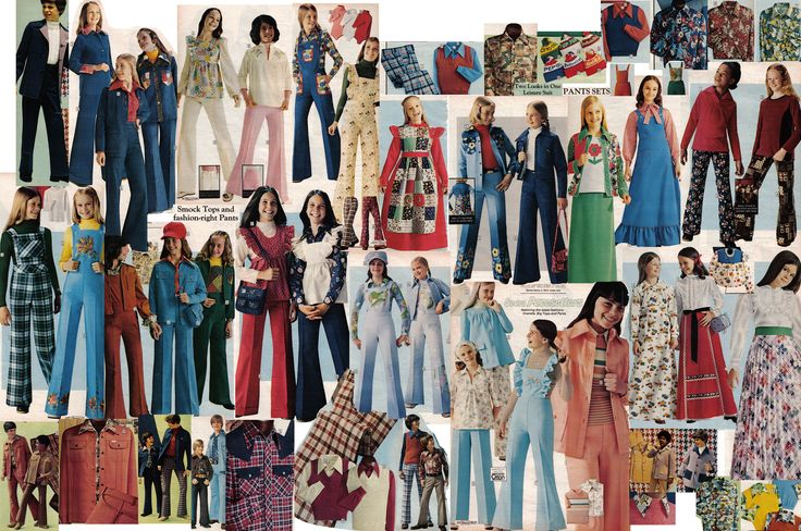 Dress in the middle 1975 women 1975 stuff 1970s style 1975 seared