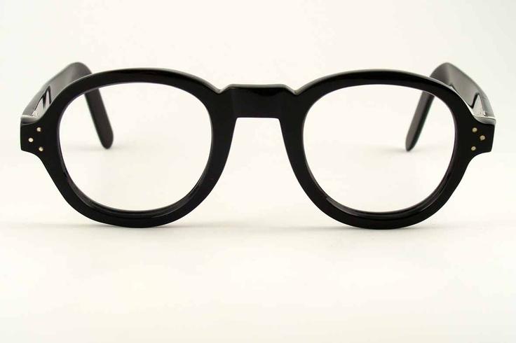 vintage eyewear : 1930's/40's men's frame, unmarked