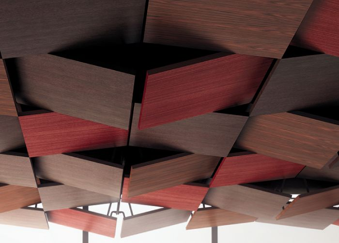 Suspended ceiling system | SCIN